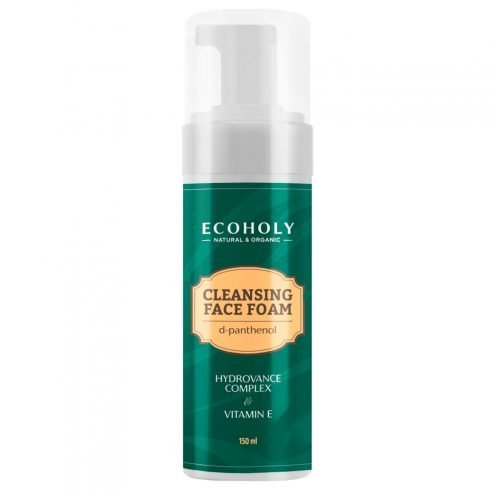 Ecoholy Face Cleanser Foam